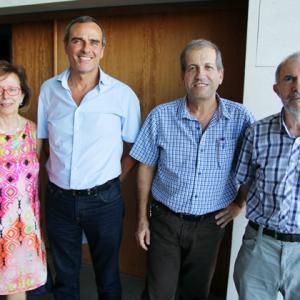 Convenio de colaboración entre la RAE, la USC y la ULPGC
