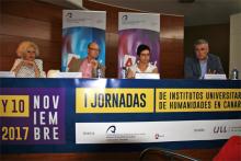 Los Institutos Universitarios de Humanidades en Canarias realizan un manifiesto conjunto en defensa de la financiación pública de la investigación en Canarias
